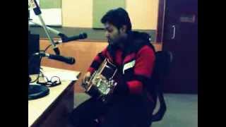 Akhiyan Nu Rehn De [By Reshma] Covered By Parth unplugged Live On Radio M.R 107.8