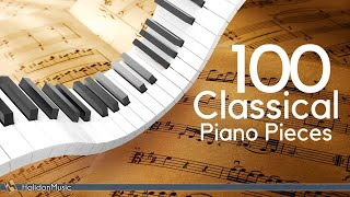 100 Classical Piano Pieces