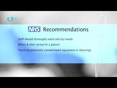 Avoiding MRSA: NHS Recommendations
