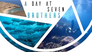 A Day at Seven Brothers Djibouti / Une journee aux Sept Freres