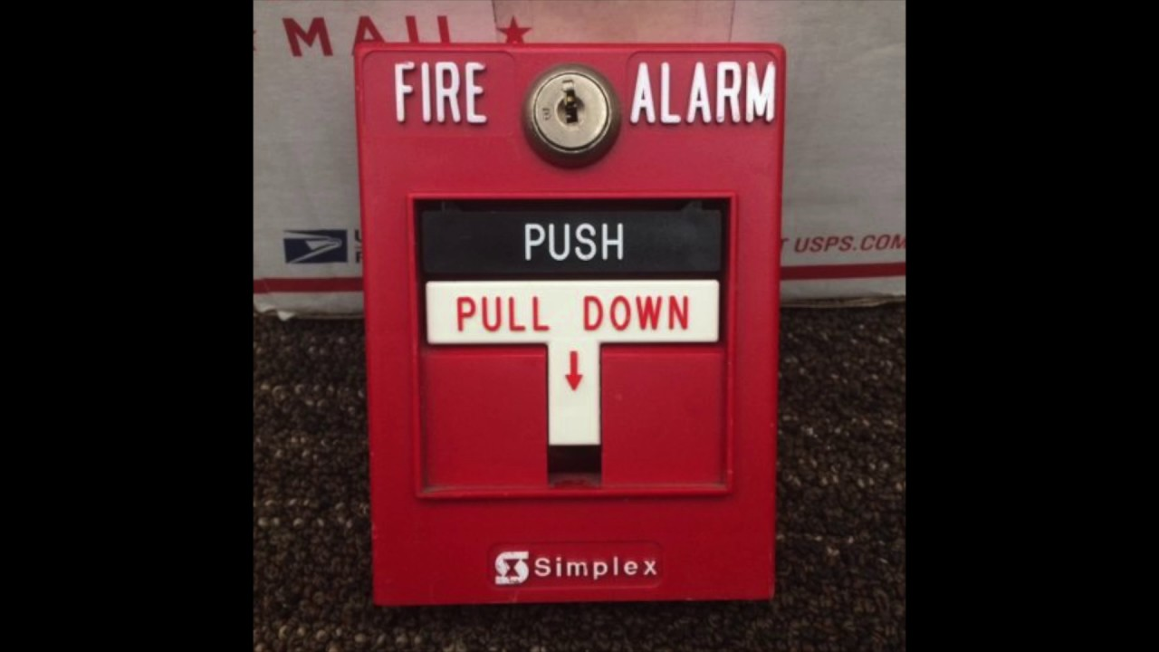 sold out for sale simplex 2099 9761 dual action t bar fire alarm