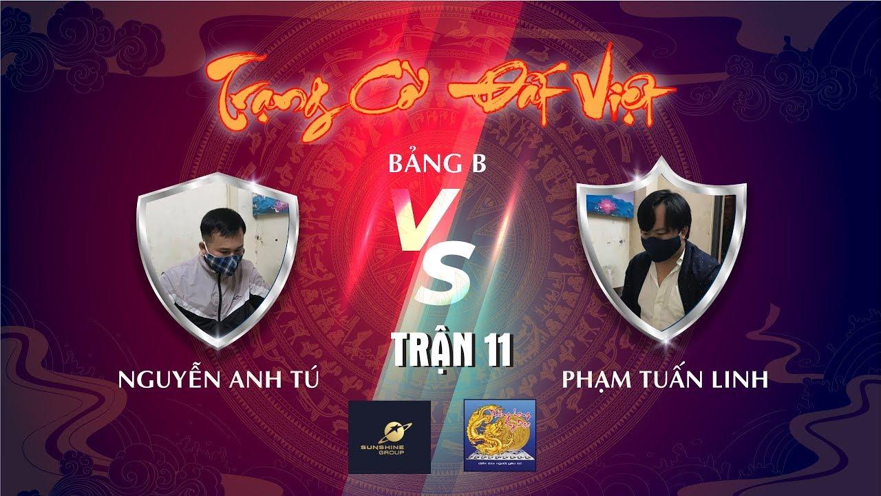 Trạng Cờ Đất Việt 2020 | Nguyễn Anh Tú ( Giáo Tú ) vs Phạm Tuấn Linh ( HuaNganXuyen )