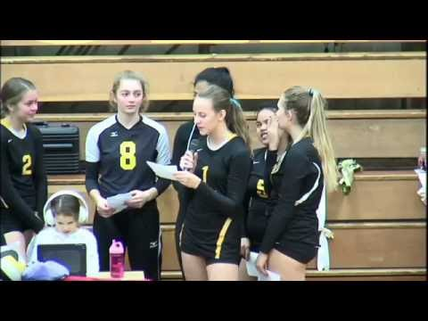 Volleyball: Fort Vancouver vs. Hudson's Bay - 10/26/16