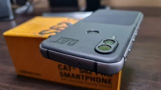 CAT S62 PRO Review (FLIR Thermal Camera Phone With Rugged Body)