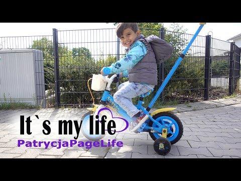 1. Kindergartentag für Can / KITA Eingewöhnung- It's my life #963 | PatrycjaPageLife