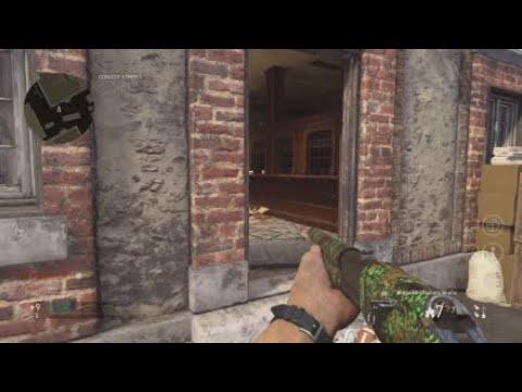 OneCheesyGamer Sucks At Call of Duty