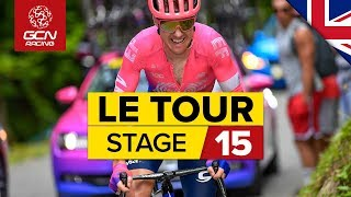 Tour de France 2019 Stage 15 Highlights: Prat d'Albis Summit Finish