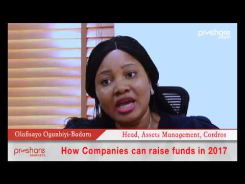 2017 Outlook for Mutual Funds in Nigeria