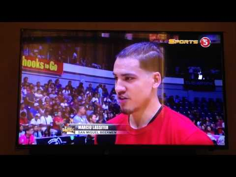 Marcio Lassiter interview- 3-Point Shootout for the 2017 All-Star Weekend