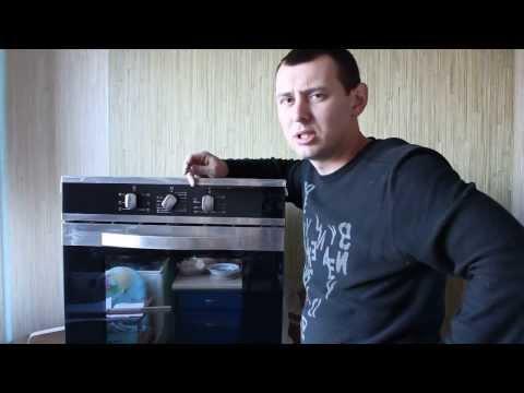 Духовой шкаф PYRAMIDA. Обзор и сюрпризы при первом включении духовки.