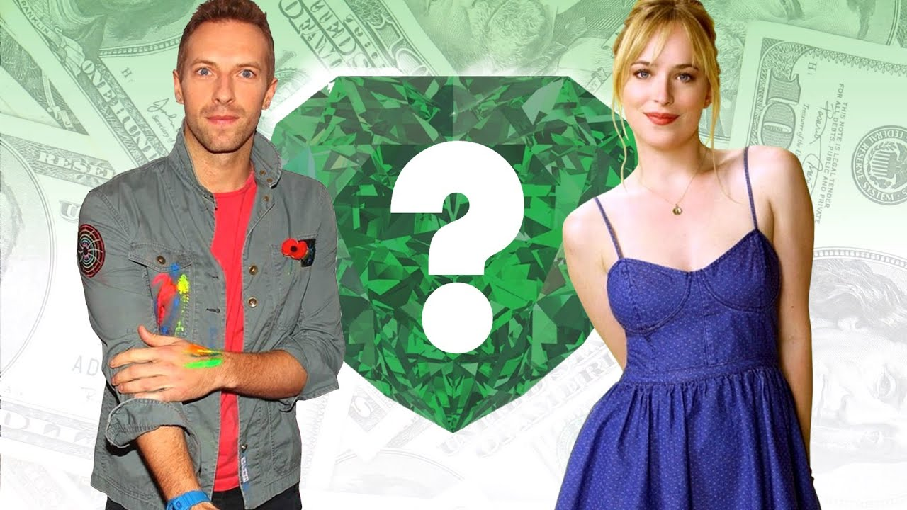 WHO'S RICHER? - Chris Martin or Dakota Johnson? - Net ...