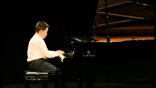 2nd Annual Recital 2014: Cai Yi Hang/Christopher Norton - Sturdy Build