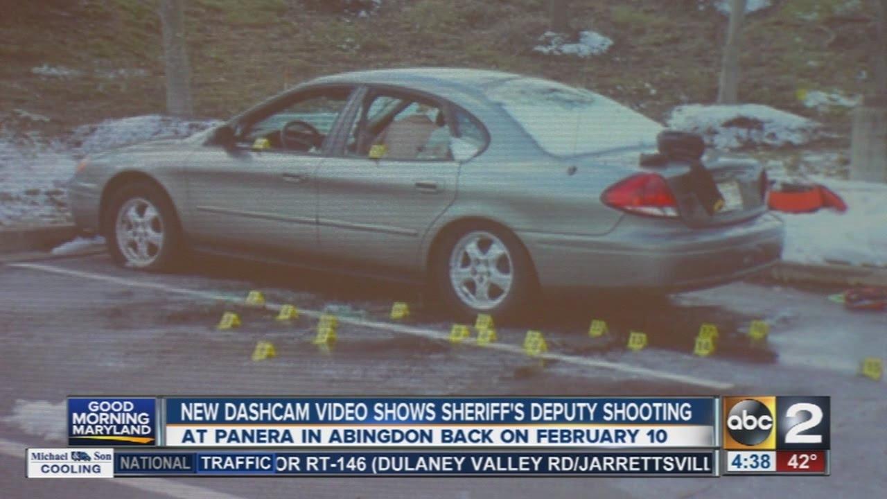 Dashcam video shows Harford County sheriff's deputy shooting
