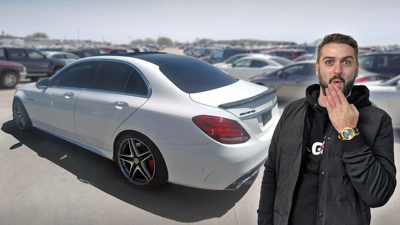 """რომელი მანქანა """"შემოგვეყიდა"""" ამერიკაში აუქციონზე?"""