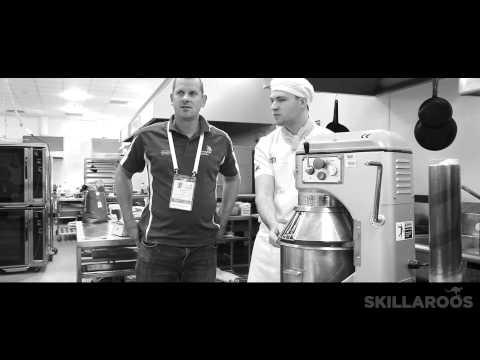 Meet: John Reminis, 2015 Skillaroo - Bakery