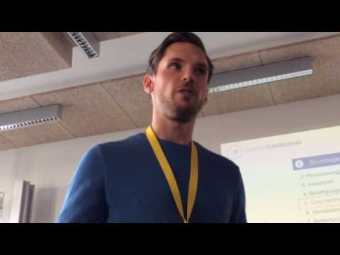 How To Raise Money - Early Stage to Series A, StartupCamp Berlin, Germany 2017