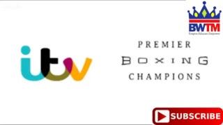 PBC BOXING & AL HAYMON & ITV  = TROUBLED TIMES FOR MATCHROOM BOXING