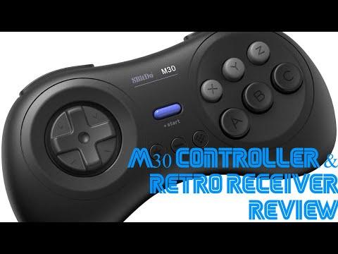 M30 Bluetooth Controller & Retro Receiver Review