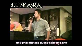 Ngày Xưa Hoàng Thị (karaoke) - Đức Tuấn (live)