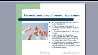 видео Книги по методам инвестирования