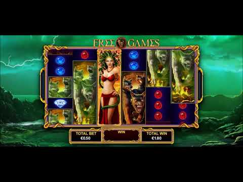 Age Of The Gods Medusa & Monsters Free Spins