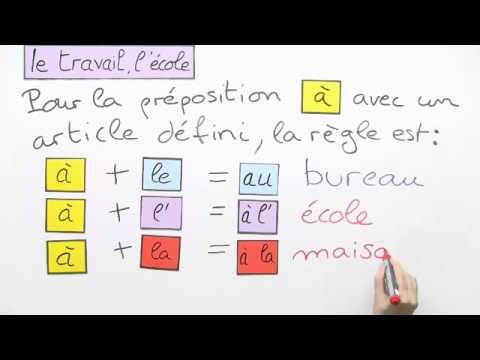 Regeln Französisch