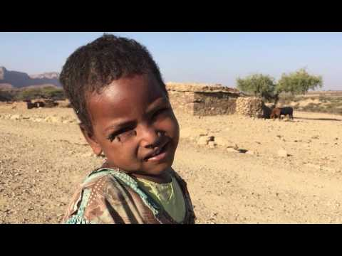 Traveling in Ethiopia 2016