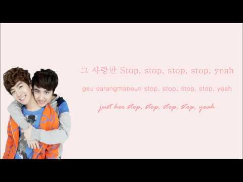 EXO-K Moonlight (월광) (Korean Version) Color Coded Lyrics HAN/ENG/ROM 가사