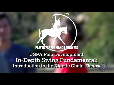 In-Depth Swing Fundamental: Introduction to the Kinetic Chain Theory