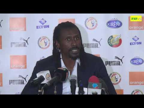 Aliou Cissé : Liste des 23 joueurs sélectionnés contre la Guinée Équatoriale