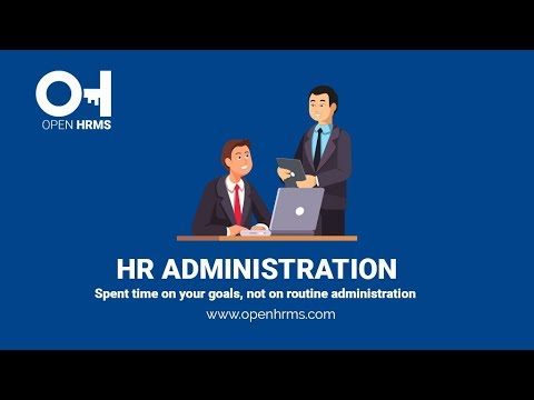 Human Resource Administration | Open HRMS