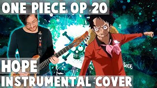 One Piece Opening 20 (Instrumental Cover)