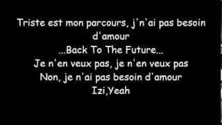 BOOBA UNE VIE PAROLES