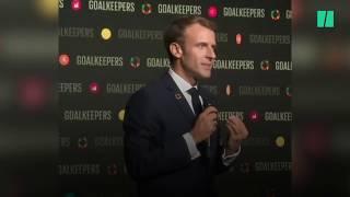 Emmanuel Macron accusé d'avoir insulté des mères de familles nombreuses dans un discours
