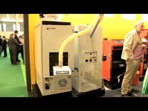 Calderas de biomasa estufas de le a y calderas mixtas - Calderas mixtas de lena y pellets ...
