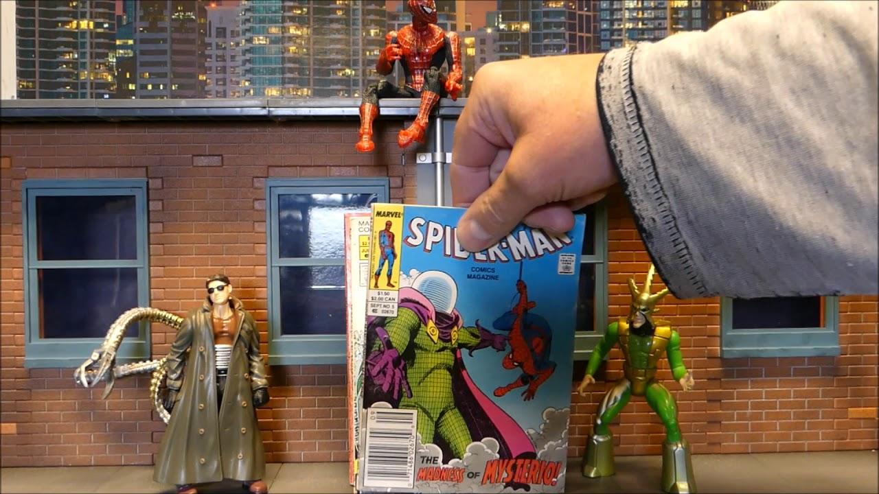 Spider man Comic Magazine 1987 digest version.