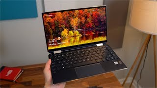 "Hp Spectre X360 13"" Unboxing And Hands On!"