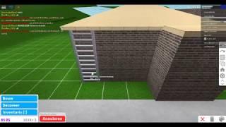 Roblox - BloxBurg Building Hack - Ladder holder