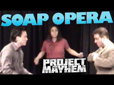 """Soap Opera"" sketch | Project Mayhem show"