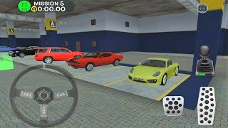 Shoping Mall Parking Lot Android Game