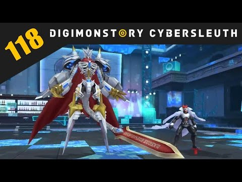 Digimon Story: Cyber Sleuth PS4 / PS Vita Let's Play Walkthrough Part 118 - Great Challenge 4,5 & 6