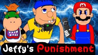 SML Movie: Jeffy's Punishment! Animation