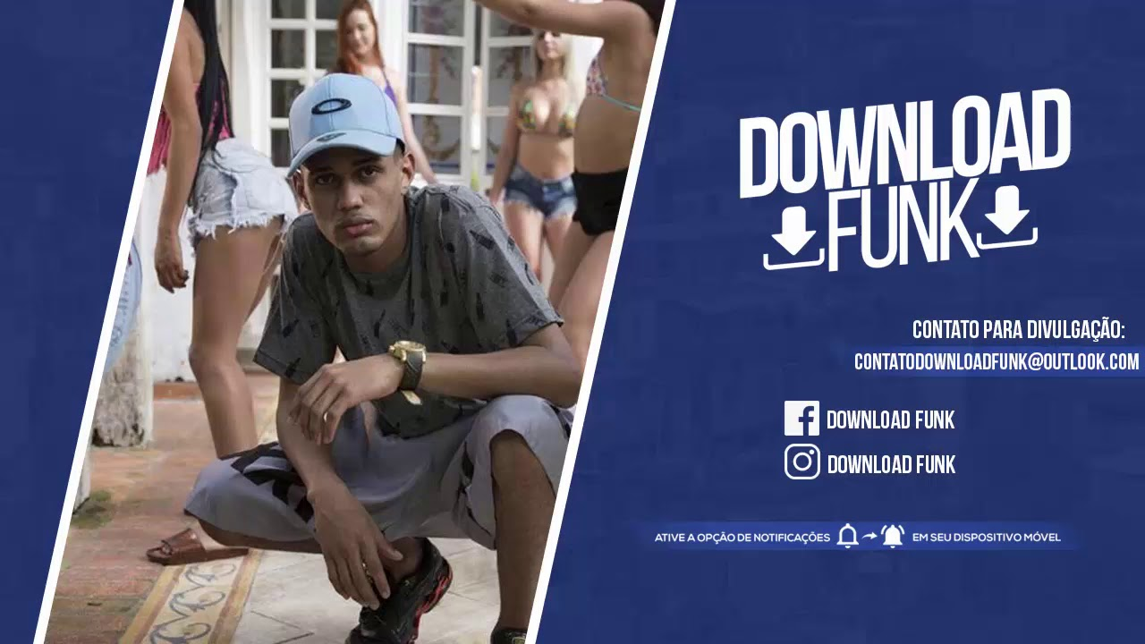 MC 7Belo e MC GW - Baile De Rua , Mandelão (DJ Carlinhos Da S.R e DJ Guh Mix) Lançamento 2018