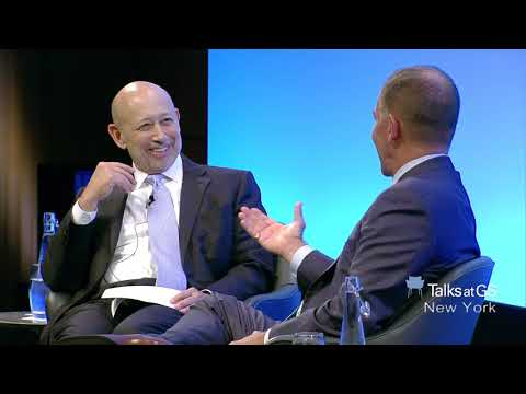 Paul Tudor Jones interviewed by Goldman Sachs CEO Lloyd Blankfein