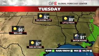 San Antonio's Weather Forecast