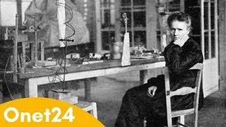 Skłodowska-Curie pierwsza w rankingu kobiet, które zmieniły świat | Onet24