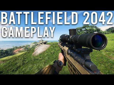 Battlefield 2042 Gameplay ( 4K Ultra Graphics )