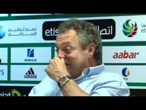 Al Wasl Pre-match Press conference