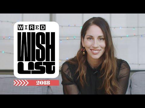 Wish List 2018: WIRED