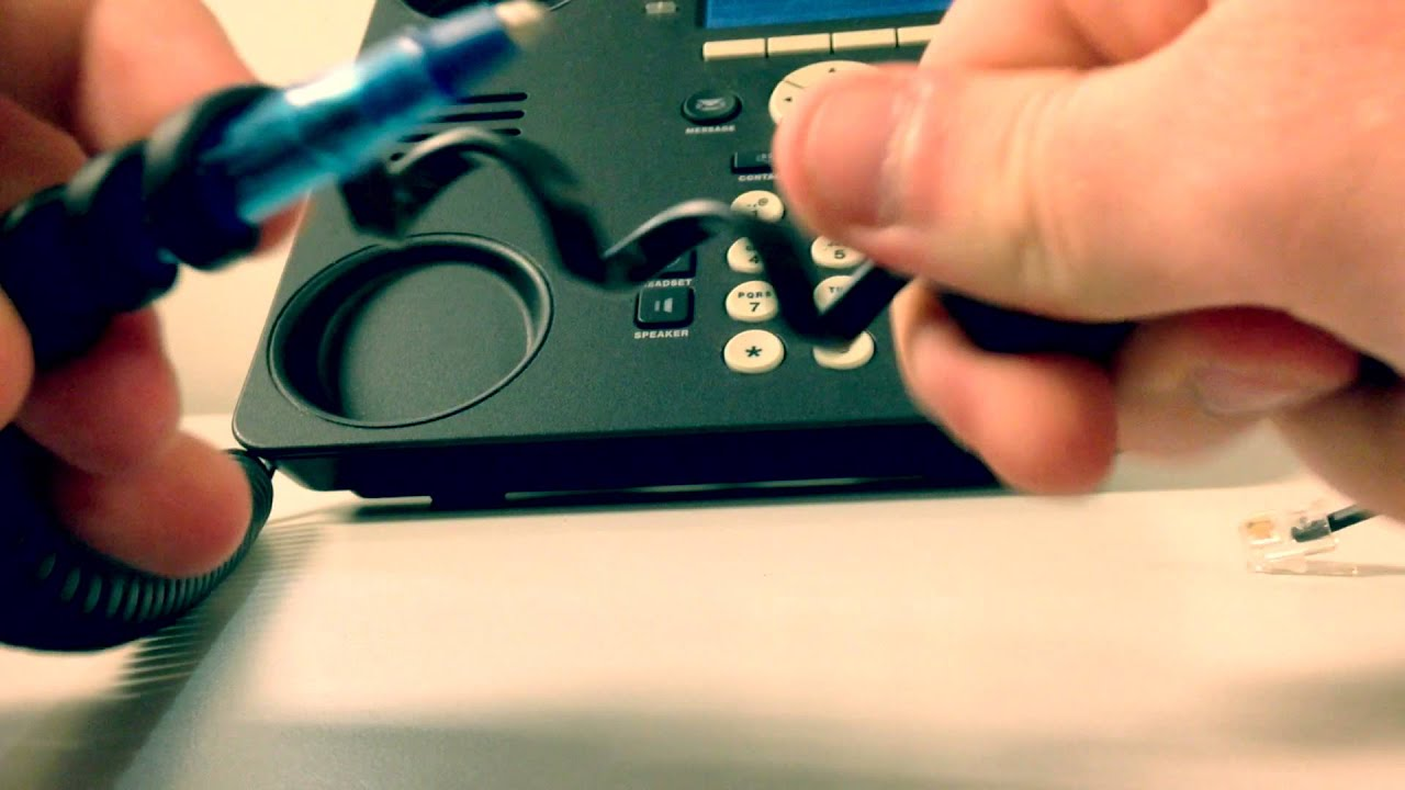 How To Untangle A Phone Cord